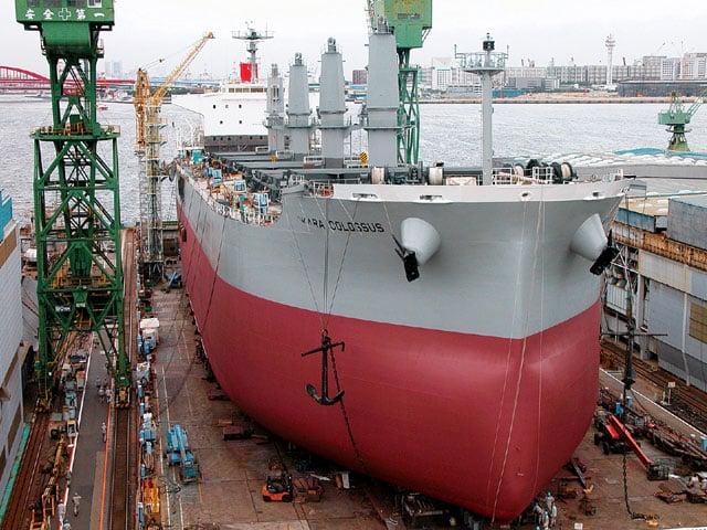 Industrie de la construction navale