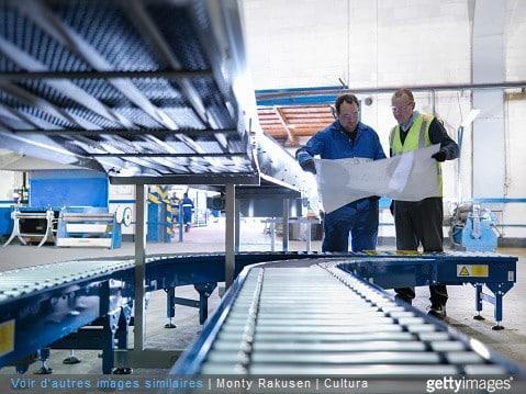Le convoyeur, l'incontournable dans le secteur industriel