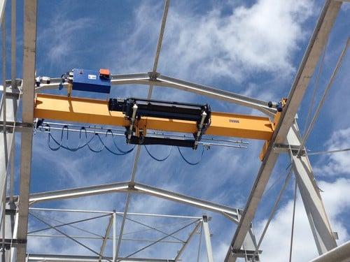 Prévention : quelles sont les mesures de sécurité pour les ponts roulants, portiques et semi-portiques ?