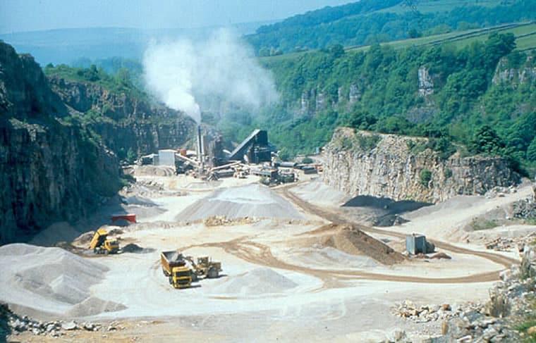 Les industries minières