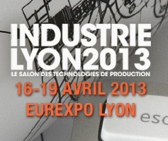 Le salon de l'industrie 2013 a Lyon