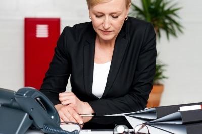 Le métier primordial d'une hôtesse d'accueil