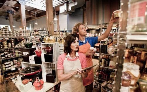 Les nouvelles technologies implantées dans les commerces