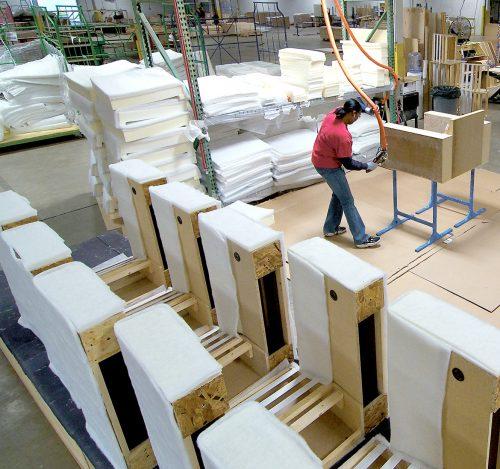 Les différents types d'emballage industriel