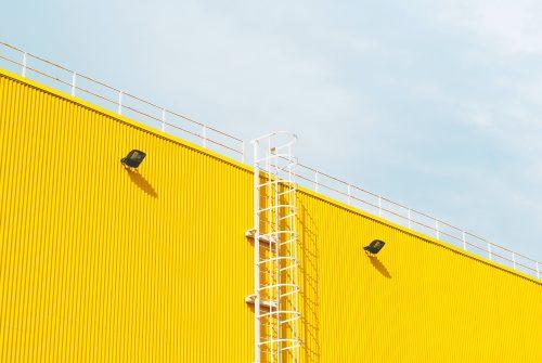 Entrepôt jaune